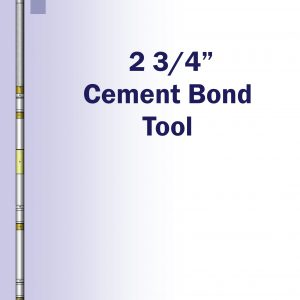 Cement Bond Tools For Sale