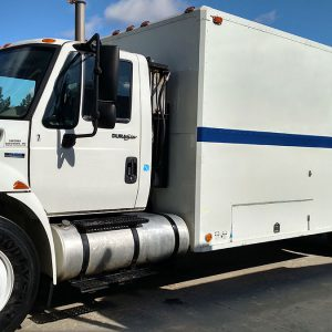 (4) International Wireline Trucks For Sale
